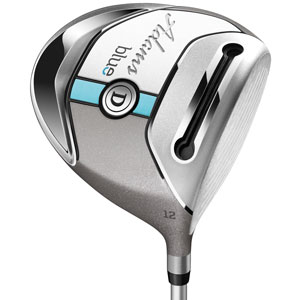 Adams Ladies Blue Driver