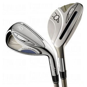 Adams Ladies Idea Hybrid Irons